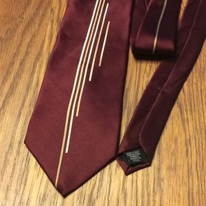 Silk tie by Murano of Italy